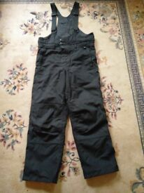 BMW - Voyage 2 Motorcycle Trousers - Removable Straps - 36-38 waist.