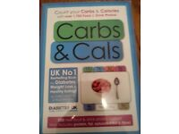 cals and carbs book