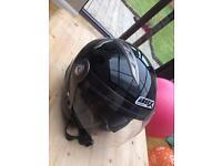 Motorcycle helmet Box ECE R22-05