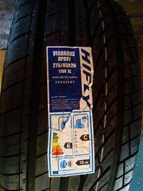 SUV Tyre 275/45/20