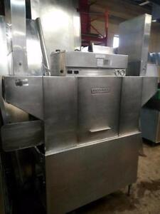 Hobart C44A Commercial Dishwasher w/ Booster