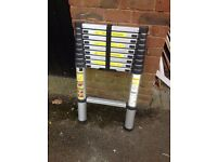 TELESCOPIC LADDER WITH SOFT CASE (PORTABLE)