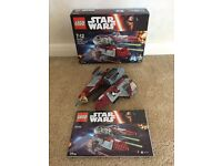 Lego Starwars all boxed.. complete