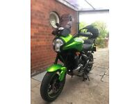 Versys 650 lots of extras and lots of work done 11 months mot ready to go