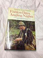 Fishless Days, Angling Nights by Sparse Grey Hackle