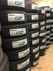 NEW SUMMER TIRES ON SPECIAL / BALANCED & INSTALLED TAX IN