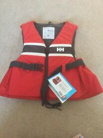 Helly Hansen Buoyancy Aid Sport Comfort - Never used with tags - BARGAIN