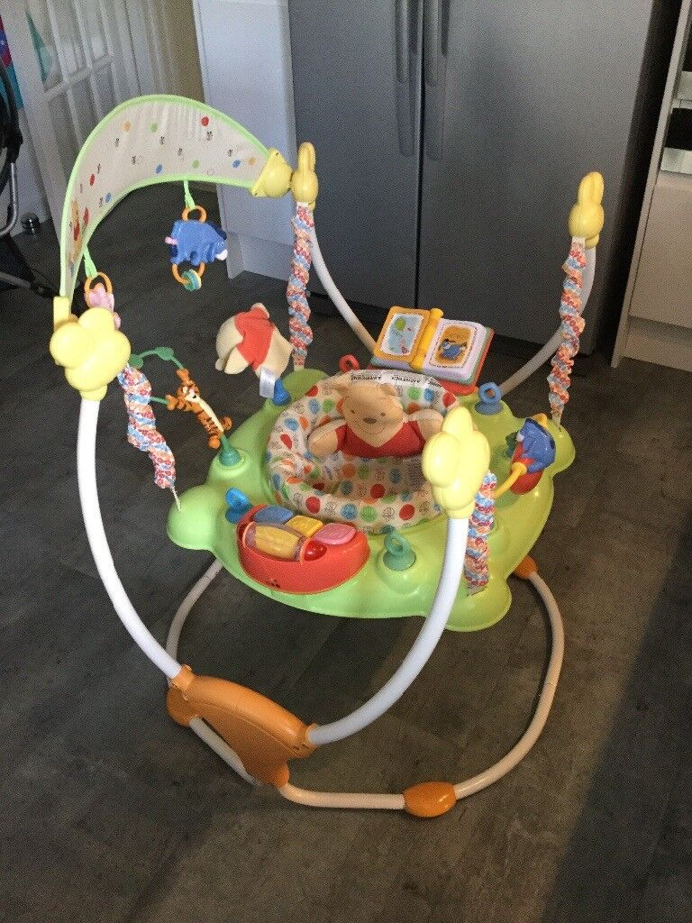 9cb819784 Disney Winnie thePooh Jumperoo