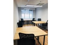 New Serviced Offices Just Off Baker Street from £350 per workstation