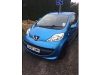 Peugeot 107 With 1 Years Warranty (Low Miles)