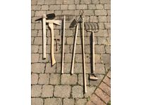 Old/Antique Garden Tools