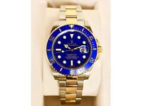 Rolex bi Metal submariner brand new £250