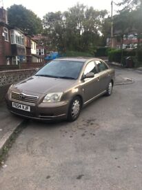 Toyota Avensis LPG for sale 1.8