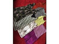 Bundle of woman's clothes size:10