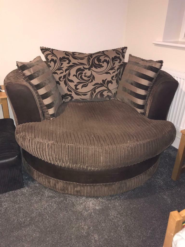 Dfs Cuddle Sofa Chair In Market