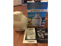 Magimix Ice Cream Maker Le Glacier 1.1 White