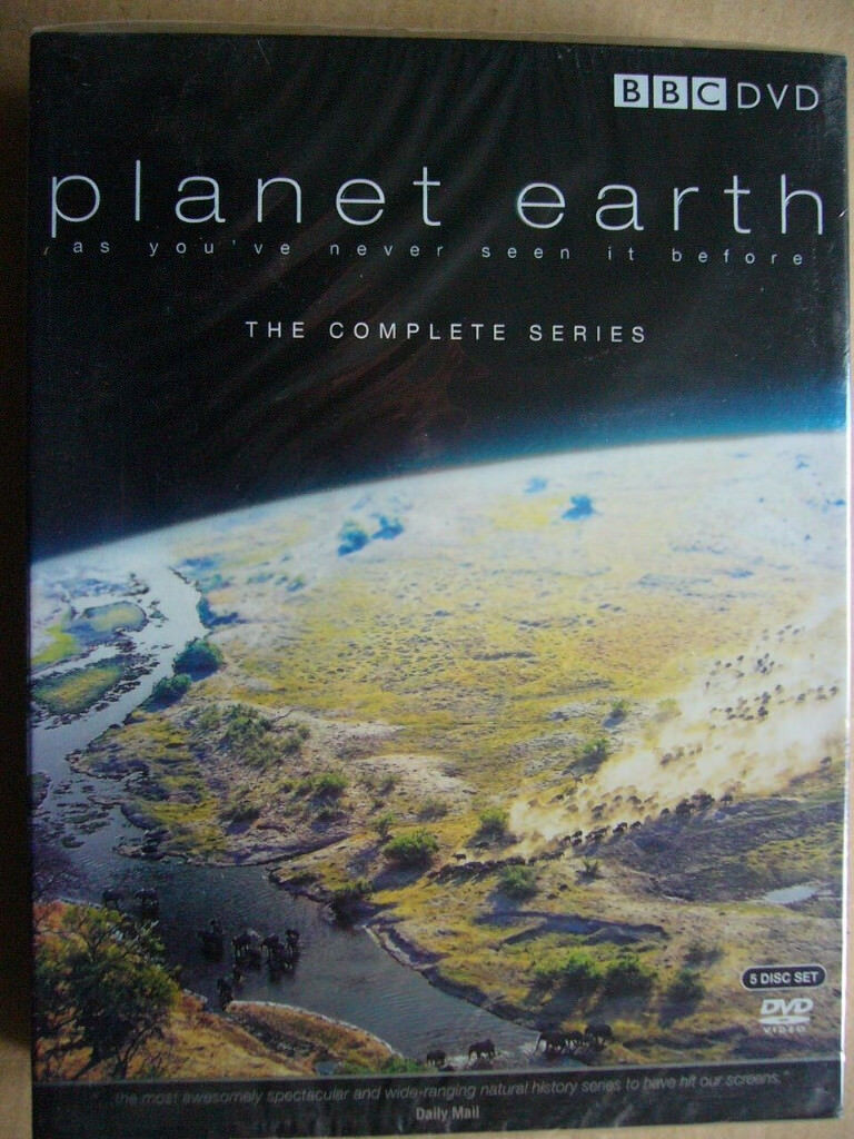 planet earth as youve never seen it before