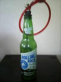 Bottle pipe