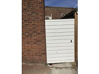 Outdoor storage space not garage, with electricity in Shepherd's Bush nr Kensington, Acton, Ealing