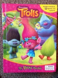 My Busy Books - Trolls