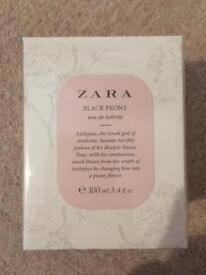 Zara Black Peony Perfume 100ml