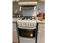 Gas cooker Cannon Worcester