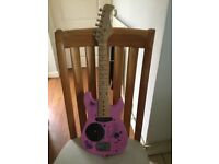 Playon kids electric guitar