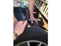 Tryers wheels
