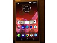Motorola z2 play phone. Brand new. In box.