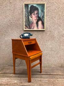 Retro Telephone Table