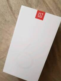 One plus 6 128gb brand new