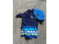 Bag full of baby boy clothes, 6-9 months