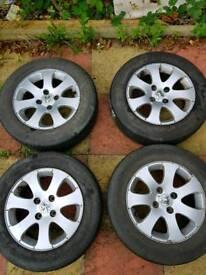 i seel my wheels 195/65/15
