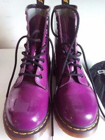 Doc Martens girls boots size 5