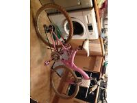 Pink Lady bike in good condition, OPEN TO OFFERS!!