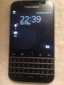 Blackberry Classic Q10