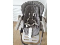 Chicco high chair from birth