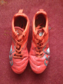 Cantebury Rugby Boots Size 6 - Good Condition