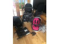 Icandy peach jogger travel system