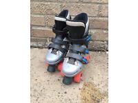 Quad Skates size 3