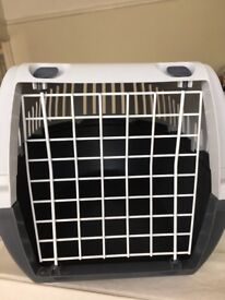 Brand new pet carrier cat or small dog.