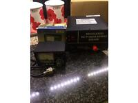 Power pack and swr meter