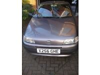 Fiat Punto,1.2cc,2 owners,42302miles,elec win, mot 16/03/17,excellent engine and gearbox.