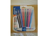PACK OF 8 PILOT KLEER PENS