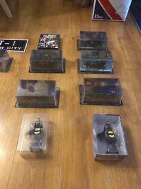 Batman collection.