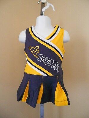 NEW Dress Up Costume Halloween Cheerleader Dress Girls Sizes 12M-18M-24M-2T-3T-4 - Cheerleader Dress Up Costume