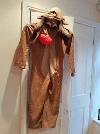 Rudolf kids outfit size 6-8
