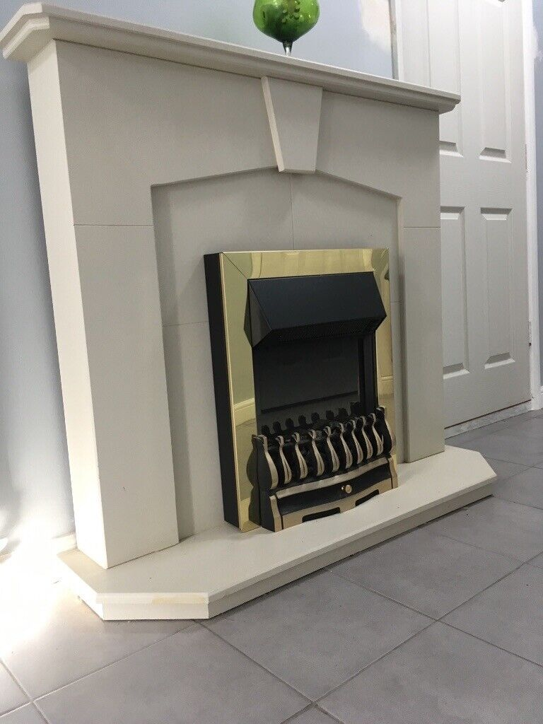 Art Deco Style Electric Fire Best Home Style Inspiration