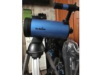 Automatic sky watcher telescope