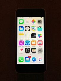 iPhone 5c White 8gb EE network. In beautiful condition